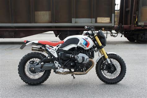 Gambar Motor Bmw R Nine T G S by Bmw R Ninet Dakar By Luismoto