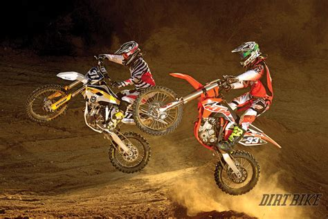 motocross biking dirt bike magazine 2015 250f motocross shootout