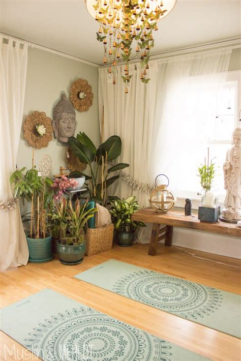 bachman s ideas house in 2019 modern rustic vintage and earthy decor home yoga room yoga