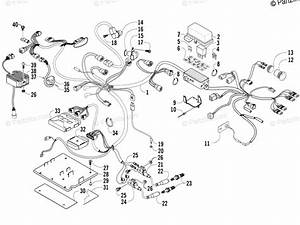 Arctic Cat Atv 2004 Oem Parts Diagram For Wiring Harness