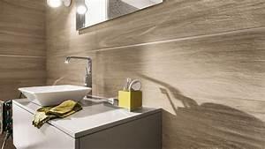 Bagno Con Gres Effetto Legno: Bagno con gres porcellanato effetto legno Pavimenti in ceramica