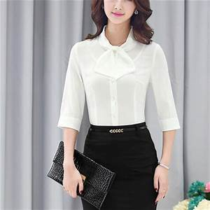 Womens Formal Blouses And Tops | Fashion Ql