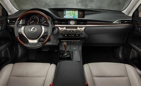 Lexus Es 350 Interior by 2014 Lexus Es Review Prices Specs