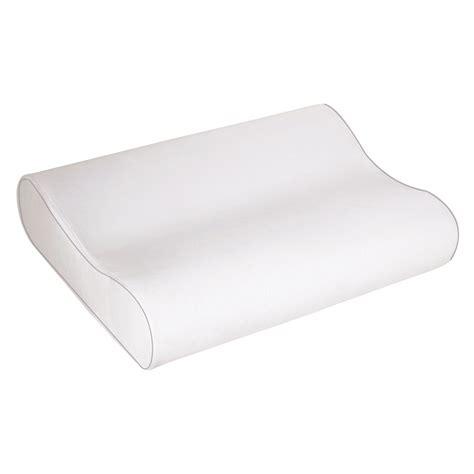 memory foam pillow contour memory foam pillow sleep innovations