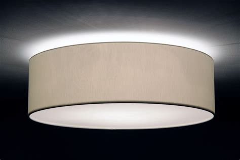 deckenleuchte stoff 70 cm deckenleuchte aus stoff d 70 cm leuchtenmanufaktur brodauf