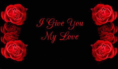My Love  Sweet Memories