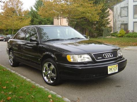 Audi A6 Modification by Buck40intherain 1996 Audi A6 Specs Photos Modification