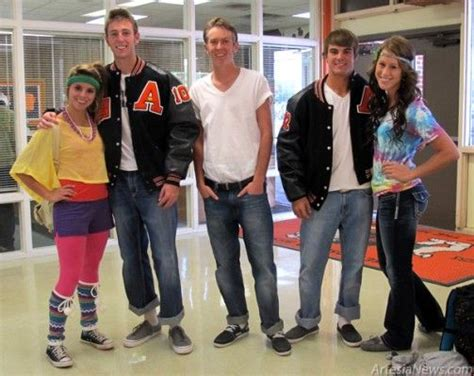 92 best Decade Day School images on Pinterest | 80s costume 80s crimped hair and 80s fashion