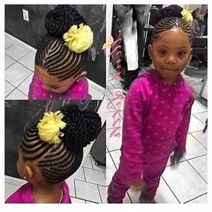 Little Girl Ghana Weaving Hairstyles Screen