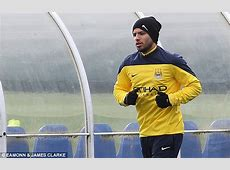 Blow for Manchester City as Sergio Aguero to miss crunch