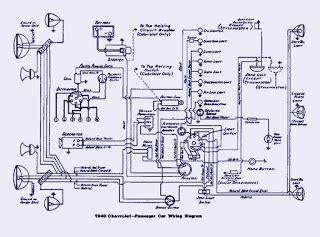 Chevrolet Passenger Electrical Wiring Diagram