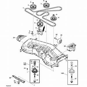 John Deere 420 Garden Tractor Parts List