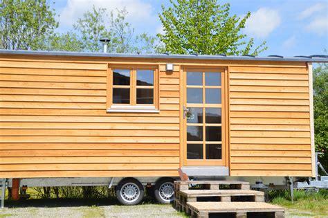 Tiny Haus Anhänger Kaufen by Tiny Houses Mini Haus Auf R 228 Dern Holzbau Pletz