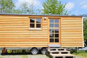 Gartenhaus Auf Rädern : tiny houses mini haus auf r dern holzbau pletz ~ Michelbontemps.com Haus und Dekorationen