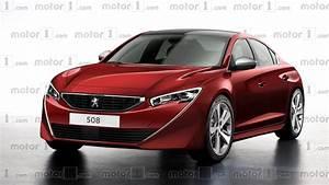 508 Peugeot : 2018 peugeot 508 render is simply gorgeous ~ Gottalentnigeria.com Avis de Voitures