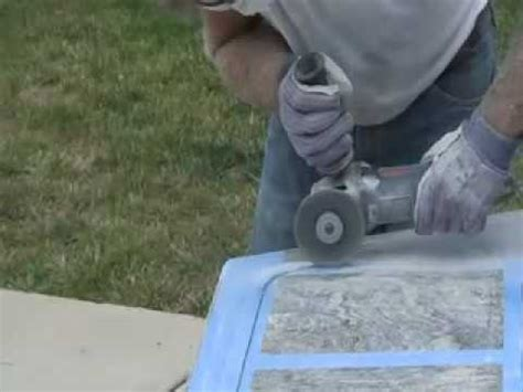 how to cut granite countertop diy undermount