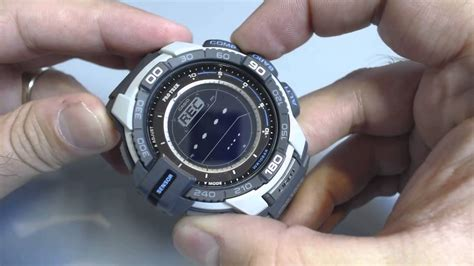 Casio Protrek PRG270-7 Solar Compass Watch PRG-270-7CR ...