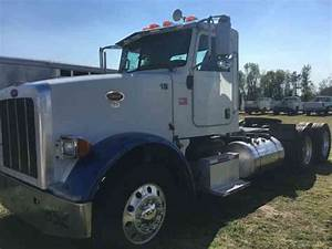 Peterbilt 367  2008    Daycab Semi Trucks
