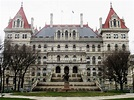 Souvenir Chronicles: ALBANY, NEW YORK: STATE CAPITOL BUILDING