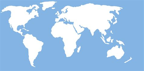 ferrets banned   country world map outline