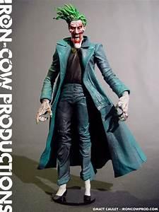 Super Punch: Arkham Asylum Batman and Joker custom action ...