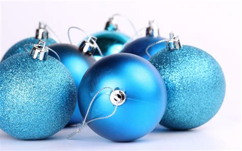 blue christmas tree ornaments wallpapers blue christmas