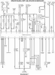 2004 Mazda 3 Wiring Diagrams