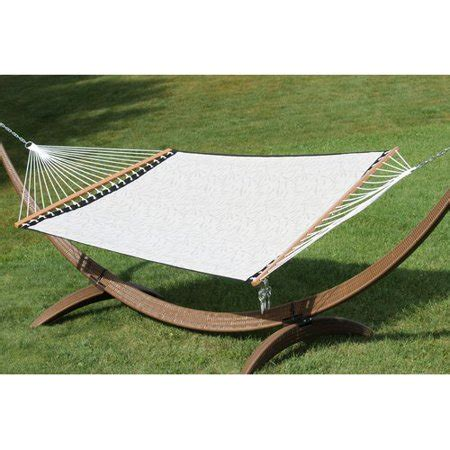 Polyester Hammock by Vivere Hammocks Poolside Two Person Pvc Coated Polyester