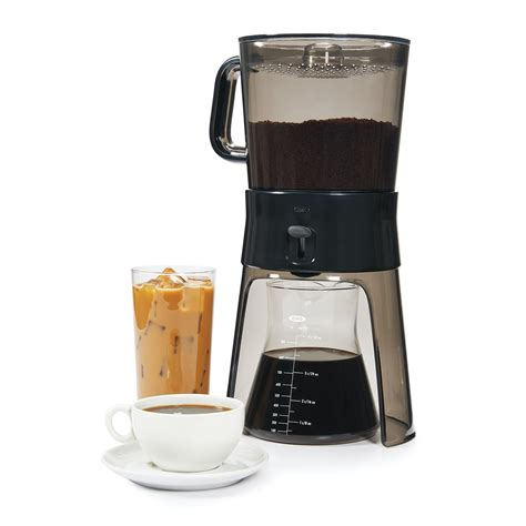 This coffee maker is perfect for storing your cold brew coffee for several days. 4 Cold Brew Coffee Makers for the Perfect Cup at Home | Carley Knobloch | The Inspired Home
