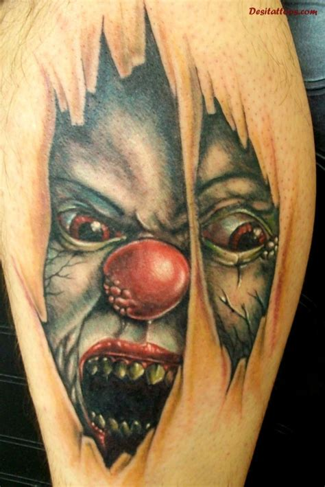 torn skin tattoo images pictures  design ideas