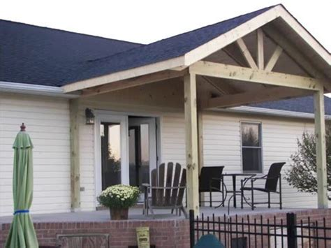 Build Back Porch by Back Porch Addition