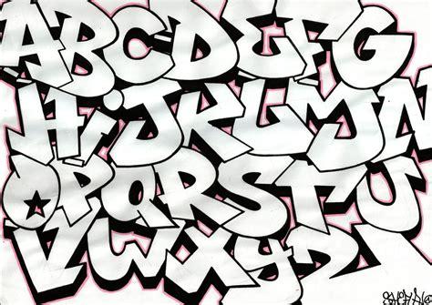 graffiti letters az graffiti alphabet block letters a z letters exle 18802