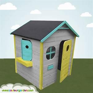 Maison Jardin Pour Enfant : petite maison de jardin en plastique fashion designs ~ Premium-room.com Idées de Décoration
