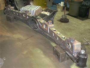 Rear Subframe Reinforcement