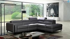 Ecksofa Grau Leder : sofa grau leder cool schwarz sitzpltze with sofa grau leder beautiful x cm wschillig il ~ Indierocktalk.com Haus und Dekorationen