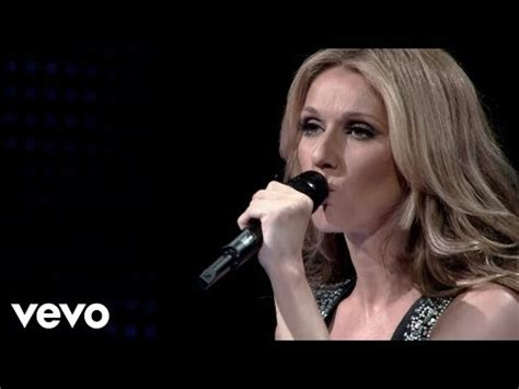 celine dion flying    lyric video  video