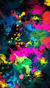 Beautiful Fantasy Colorful Art Abctract iPhone 5 HD ...