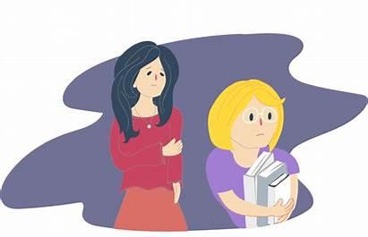 Stress Exam Pressure Child Clipart Transparent Anxiety