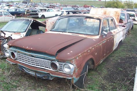 Ford Fairlane Parts by 1962 Ford Fairlane Parts Car