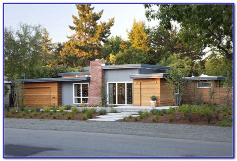 mid century modern homes exterior colors home design ideas