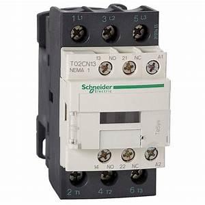 Schneider Electric 208vac Nema Magnetic Contactor  No  Of
