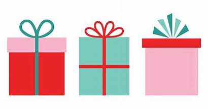 Clip Gift Christmas Gifts Tags Clipart Friday