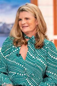 Susannah Constantine reveals she wears two bras to manage ...