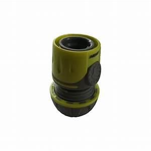 Tuyau Arrosage 19 Mm : coupleur automatique plastique pour tuyau d 39 arrosage souple 19 mm ~ Melissatoandfro.com Idées de Décoration