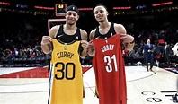 NBA》史上首次 柯瑞兄弟爭分區冠軍 - 體育 - 中時電子報