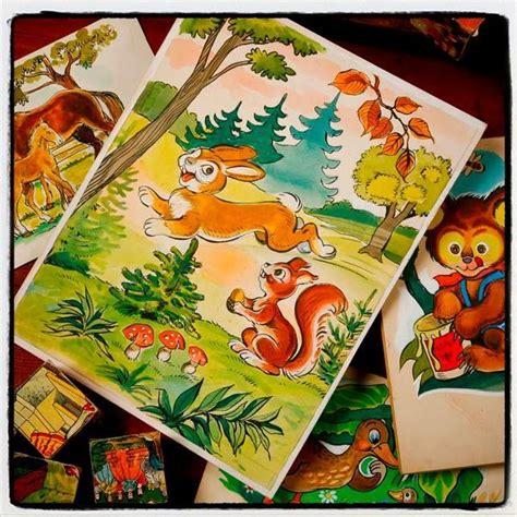 Børnebogs illustrationer