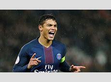 PSG Thiago Silva agrees new contract with Paris Saint