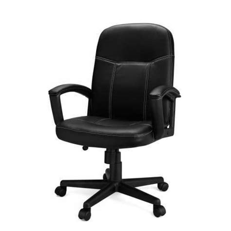 Office Chairs Godrej by Black Leather Godrej Office Chair 5 Rs 3500 Number Up