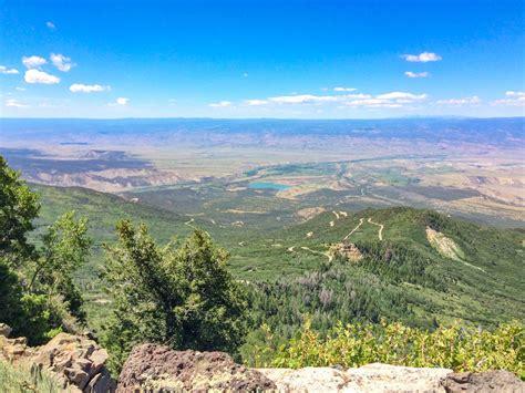 long weekend southwestern colorado road trip