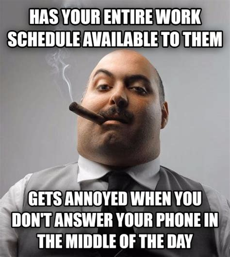 Answer Your Phone Meme - livememe com bad guy boss